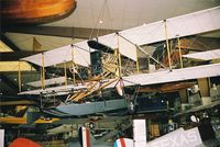 A-1 @ KNPA - Curtiss Model E, Triad  On display at the Museum of Naval Aviation, Pensacola. - by kenvidkid