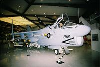 160714 @ KNPA - On display at the Museum of Naval Aviation, Pensacola. - by kenvidkid