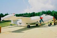 130418 @ KNPA - On display at the Museum of Naval Aviation, Pensacola. - by kenvidkid