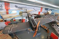 5998/18 @ LFPB - Junkers J-9, Air and Space Museum, Paris-Le Bourget (LFPB-LBG) - by Yves-Q