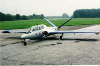 MT-36 @ EBST - BAF CM170 MT-36 33Sqn 9W Trg 1987 (Crashed EBBE 25 Feb 2000) - by Guy Vandersteen