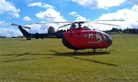 G-BUXS @ EGHP - Visiting Popham airfield EGHP - by Marc Mansbridge