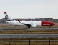 LN-DYA @ CPH - Copenhagen 21.2.2014  Erik Bye  - by leo larsen