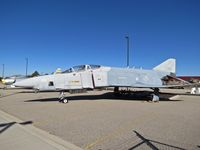 69-0350 @ KBOI - On display at the Gowen Military Museum on the SW side of KBOI. Flown by the 124 Fighter Wing, Idaho ANG. - by Gerald Howard