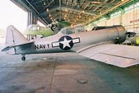 112121 @ KNPA - On display at the Museum of Naval Aviation, Pensacola. - by kenvidkid