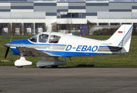 D-EBAO @ EDVM - EDVM withe beste weather, but very cool. - by EDDV