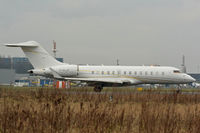 M-BLUE @ EBAW - At Antwerp Airport. - by Jef Pets