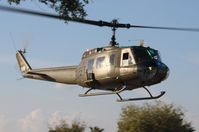 N624HF - UH-1H at Heliexpo - by Florida Metal