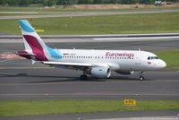 D-ABGP @ EDDL - Airbus A319-112 - EW EWG Eurowings ex Air Berlin - 3728 - D-ABGP - 23.05.2017 - DUS - by Ralf Winter