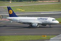 D-AILE @ EDDL - Airbus A319-114 - LH DLH Lufthansa 'Kelsterbach' - 627 - D-AILE - 23.05.2017 - DUS - by Ralf Winter