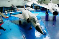 01 @ LFPB - Dassault Mirage III V, Air & Space Museum Paris-Le Bourget (LFPB) - by Yves-Q