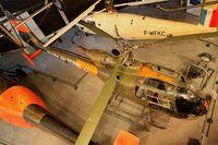 1069 @ LFPB - Aérospatiale SA-341F Gazelle, Air & Space Museum Paris-Le Bourget (LFPB) - by Yves-Q