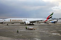 A6-ENH @ EPWA - Emirates - by Artur Badoń
