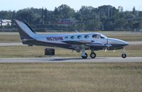 N626HM @ ORL - Cessna 340A
