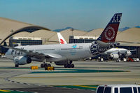 DQ-FJT @ KLAX - At LAX - by Micha Lueck
