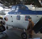 XP339 - Westland Whirlwind HAR10 at the Museum für Luftfahrt und Technik, Wernigerode