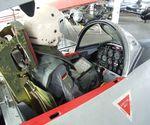 95 20 - Lockheed T-33A at the Museum für Luftfahrt und Technik, Wernigerode