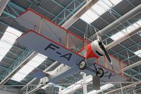 F-AINX @ LFPB - Caudron C.60, Exibited at Air & Space Museum Paris-Le Bourget (LFPB) - by Yves-Q