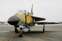 37808 @ LFPB - Saab SK37 Viggen, Exibited at Air & Space Museum Paris-Le Bourget (LFPB) - by Yves-Q