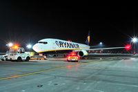 EI-EFZ @ EPKK - Ryanair