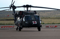 UNKNOWN @ KPUB - UH-60 number 847 on the ramp Pueblo - by Ronald Barker