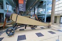 156 @ LFPB - Morane Saulnier type H, Air & Space Museum Paris-Le Bourget (LFPB) - by Yves-Q