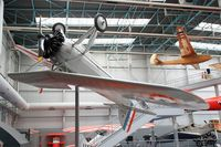 F-BGMQ @ LFPB - Morane-Saulnier MS.230 E12, Air & Space Museum Paris-Le Bourget (LFPB) - by Yves-Q