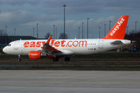 G-EZWY @ LFPG - Taxiing