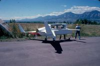 N123EZ - 1978 Rutan VariEze - by MaxGrieshaber