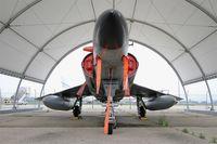 64 @ LFPB - Dassault Super Etendard M, Preserved at Air & Space Museum Paris-Le Bourget (LFPB) - by Yves-Q