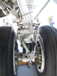 60-0035 @ KNYL - main landing gear - by olivier Cortot