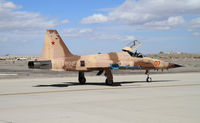 761572 @ KNYL - Yuma airshow, in the heat of another F-5 - by olivier Cortot