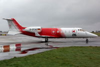 D-CFAZ @ EGSH - Departing from Norwich. - by Graham Reeve
