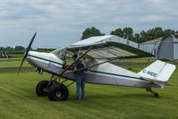 C-IHDC @ 8D1 - Rans S-6 Coyote II C-IHDC at New Holstein, WI. - by Graham Dash
