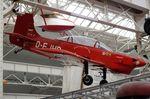 D-EJHD - Jurca (Dinkl) MJ-5 Sirocco at the Technik-Museum, Speyer - by Ingo Warnecke