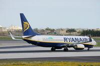 EI-ENJ @ LMML - B737 EI-ENJ Ryanair - by Raymond Zammit
