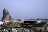 CH-09 @ EHDL - Belgian Air Force Lockheed C-130H Hercules at Deelen Air Base Open Day 1983 - by Van Propeller