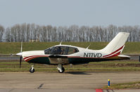 N11VD @ EHLE - Lelystad Airport - by Jan Bekker