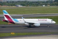 D-AEWQ @ EDDL - Airbus A320-214(W) - EW EWG Eurowings - 7398 - D-AEWQ - 23.05.2017 - DUS - by Ralf Winter