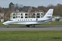OO-GLM @ EBAW - At Antwerp Airport.