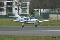 OO-SST @ EBAW - At Antwerp Airport.