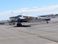 N25V @ KCHD - Seen mostly dismantled at the Chandler Municipal Airport