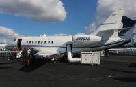 N629TG @ ORL - Falcon 2000