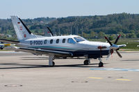 D-FOOO @ LSZG - Regular visitor at Grenchen airport - by sparrow9