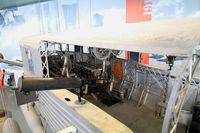 L 71 @ LFPB - Nacelle of Zeppelin LZ 113, Air & Space Museum Paris-Le Bourget Airport (LFPB-LBG) - by Yves-Q