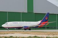 OO-TNL @ LMML - B737-300 OO-TNL Longhao Airlines