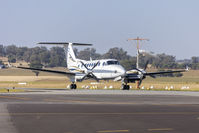 A32-339 @ YSWG - Royal Australian Air Force (A32-339) Beech King Air 350 taxiing at Wagga Wagga Airport - by YSWG-photography