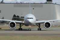 N732AN @ KPAE - Departing To DFW after MX at (ATS) Aviation Technical Services.
