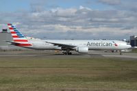 N732AN @ KPAE - Departing to DFW after MX at ATS - by Nick Dean