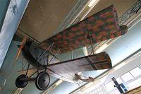 6796 @ LFPB - Pfalz DXII, Air & Space Museum Paris-Le Bourget (LFPB) - by Yves-Q